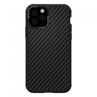 Pouzdro Black Rock Robust Case Real Carbon pro iPhone 11 Pro, černé