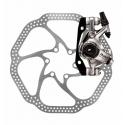Kotoučová brzda AVID BB7 Road SL Falcon Grey, CPS (v balení 160mm Centerline kotouč, Titanium)
