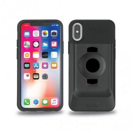 Pouzdro TigraSport FitClic Neo iPhone X / XS