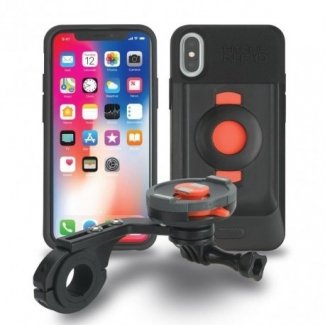 TigraSport FitClic Neo Bike Kit Forward iPhone X / XS