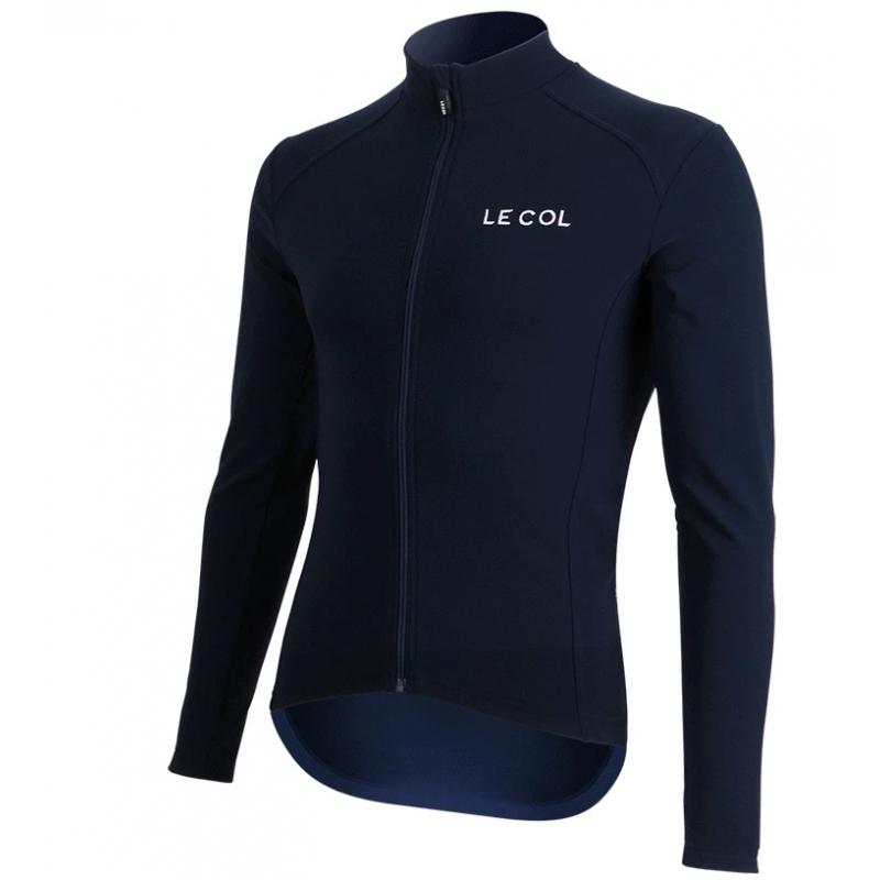 Le Col Pro Aqua Zero Long Sleeve Jersey, modrý