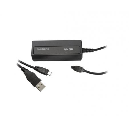 Shimano nabíječka baterie SMBCR2 pro BTDN1101 / SMBTR2 s kabelem
