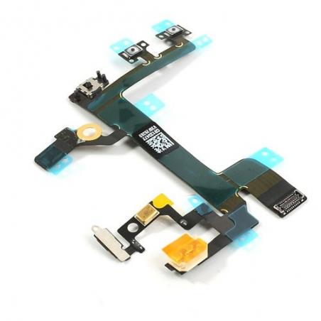 Flex kabel pro tlačítka hlasitosti, vypínaní a vibrační pro iPhone SE