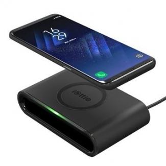 iOttie iON Wireless Charging Pad bezdrátová nabíječka - černá
