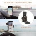 Kenu Airbase Wireless univerzální držák do auta s bezdrátovým nabíjením