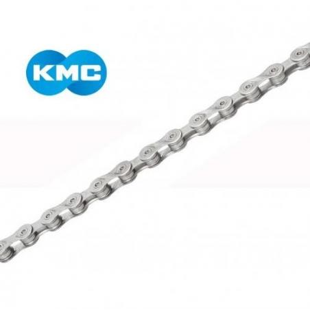 Řetěz KMC X 12 stříbrná, 126 čl.