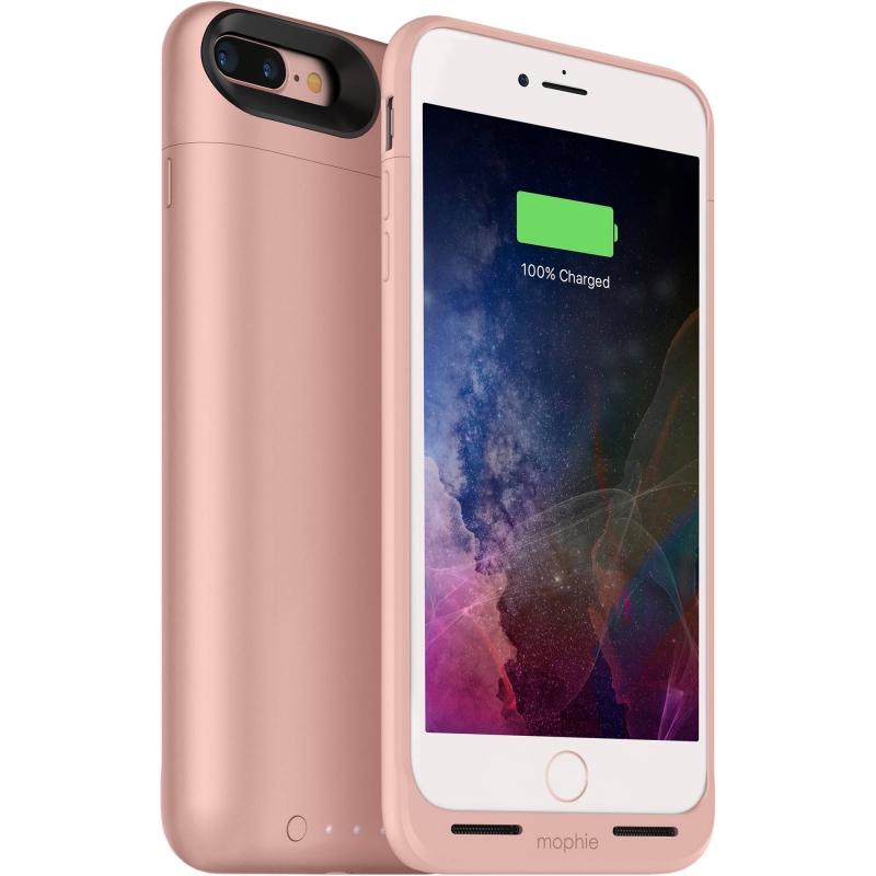 Mophie Power Case Juice Pack Air pro iPhone 8 Plus / 7 Plus - 2420mAh - růžová