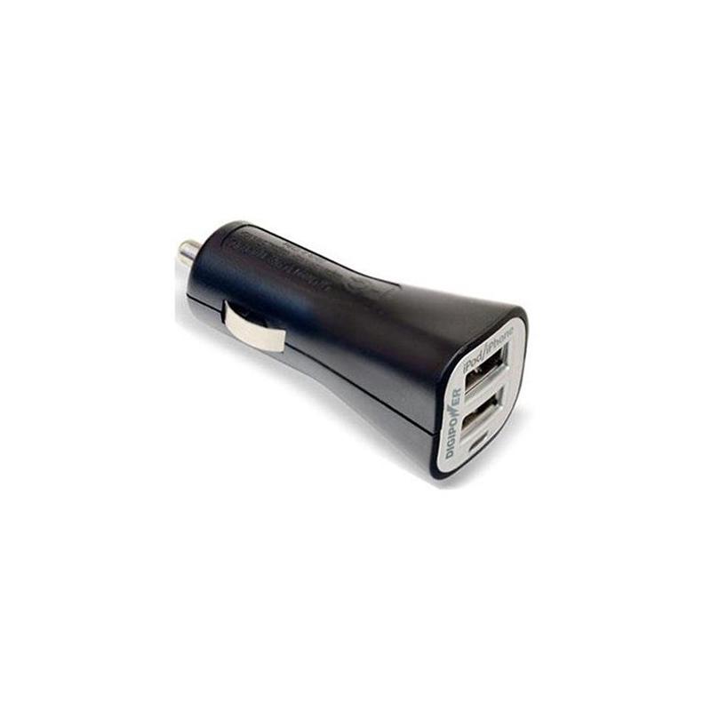 Inteligentní 3.4A USB autonabíječka Digipower