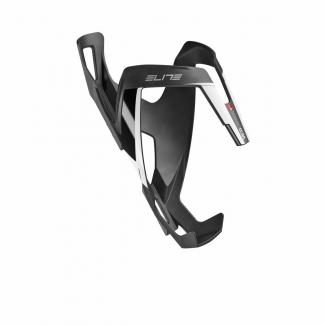 Košík ELITE VICO CARBON černo/bílý matný