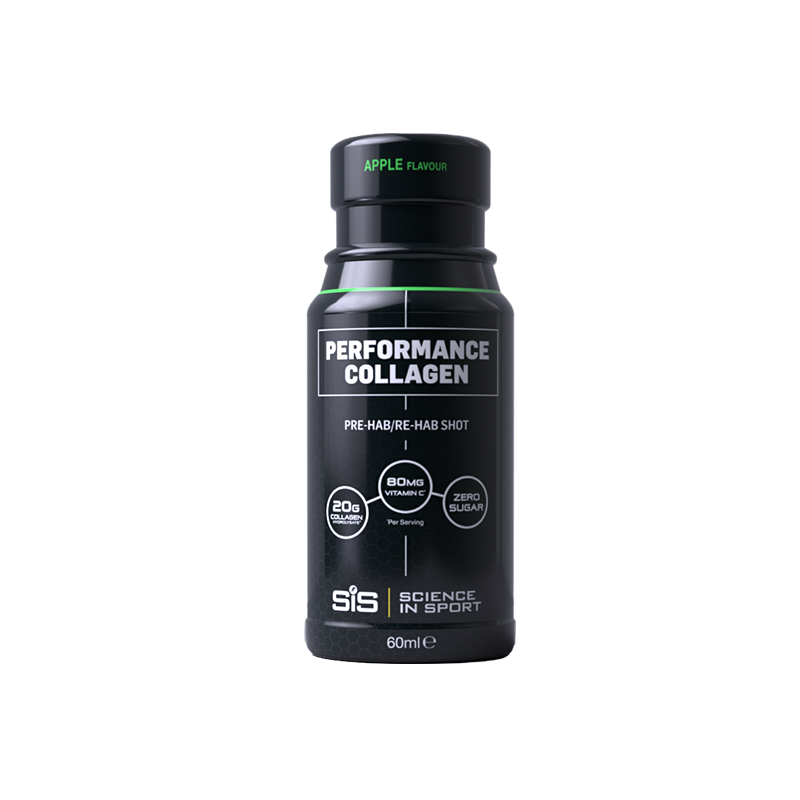 SiS PERFORMANCE COLLAGEN 60ml - shot jablko