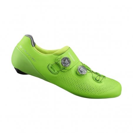 Tretry Shimano SHRC901, zelené