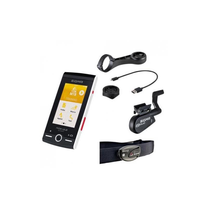 SIGMA ROX 12.0 Sport Set GPS Bike Computer