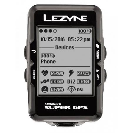 LEZYNE Super GPS Bike Computer