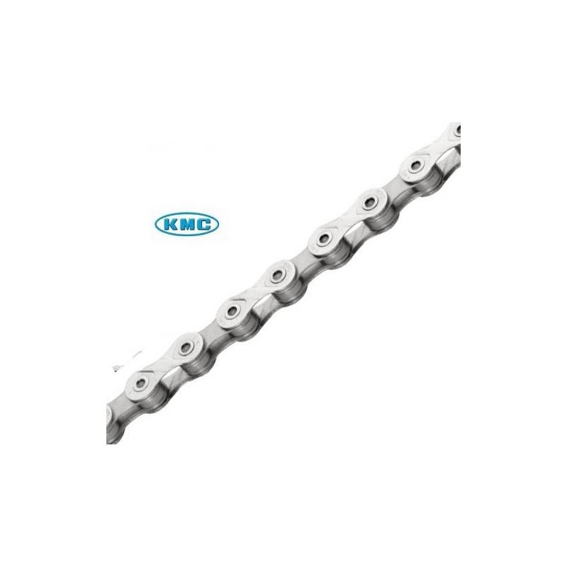 Řetěz na elektrokola KMC e11 šedý, 122 čl.