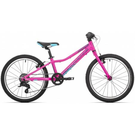 Rock Machine Catherine 20 VB, model 2021, růžová/fialová/modrá