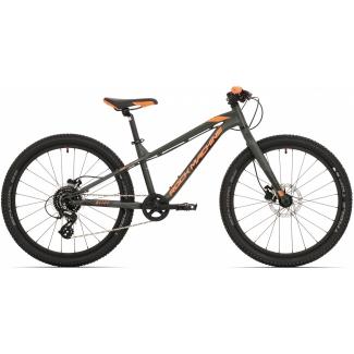 Rock Machine Blizz 24 HD, model 2021, khaki / oranžová / černá