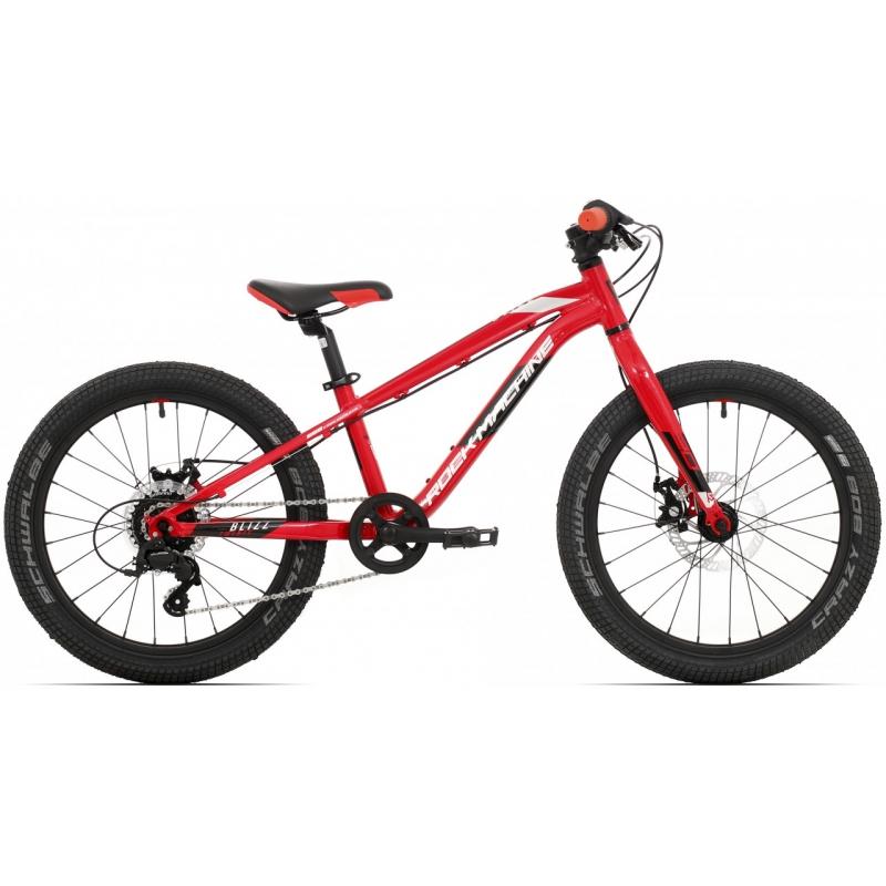 Rock Machine Blizz 20 MD, model 2021, červená / černá / bílá