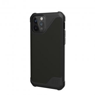 UAG Metropolis LT, SATN black obal pro iPhone 12/12 Pro