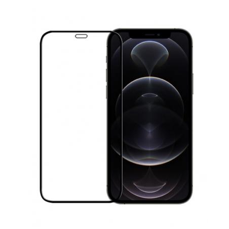 Ochranná vrstva z tvrzeného skla Full Screen pro iPhone 12 Pro Max