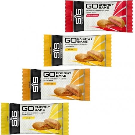 SiS Go Energy Bake 50g - energetický koláček