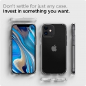 Pouzdro Spigen Ultra Hybrid iPhone 12 mini - průsvitné