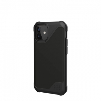 UAG Metropolis LT, SATN black obal pro iPhone 12 mini