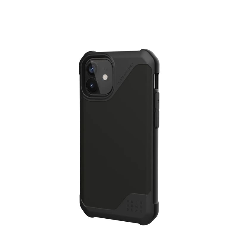 UAG Metropolis LT, SATN black obal pro iPhone 12 mini