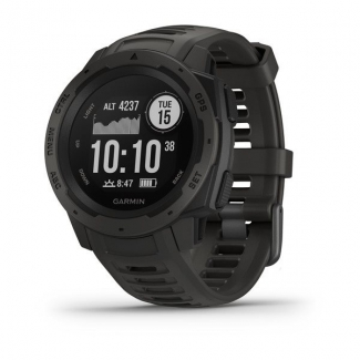 Garmin Instinct Black Optic - GPS smart hodinky