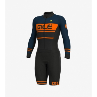 Cyklistická kombinéza ALÉ R-EV1 FANGO CYCLOCROSS SKINSUIT