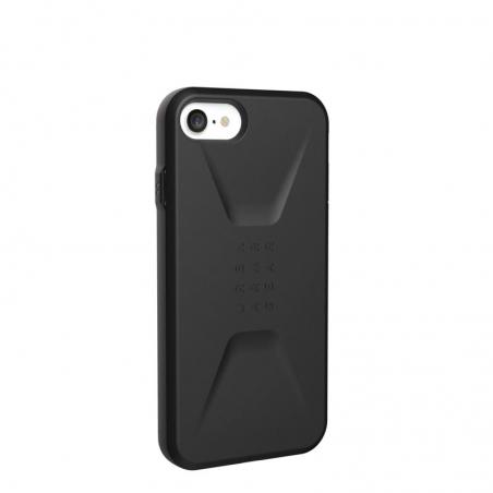 UAG Civilian obal pro iPhone SE (2020) / 8 / 7 / 6S / 6, černý