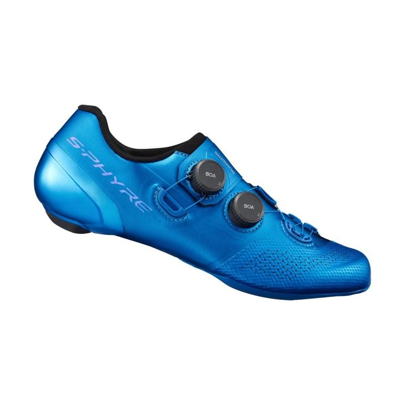 Tretry Shimano SHRC902, modré