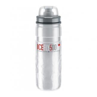 Elite láhev ICE FLY Termo 500ml 2,5 hod, transparentní