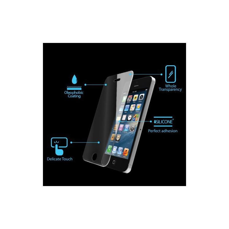 Ochranná z tvrzeného skla pro iPhone 5, 5S