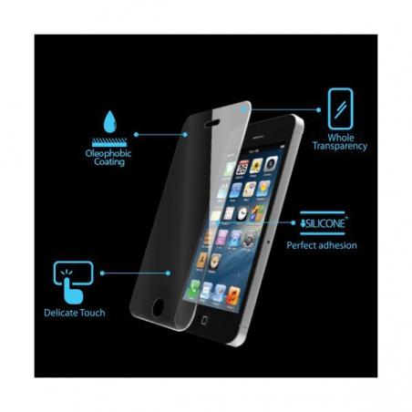 Ochranná vrstva z tvrzeného skla pro iPhone 5, 5S, 5C, SE