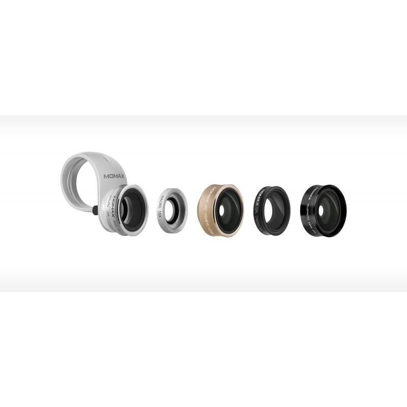 Momax X-Lens 5in1 Superior Lens Set