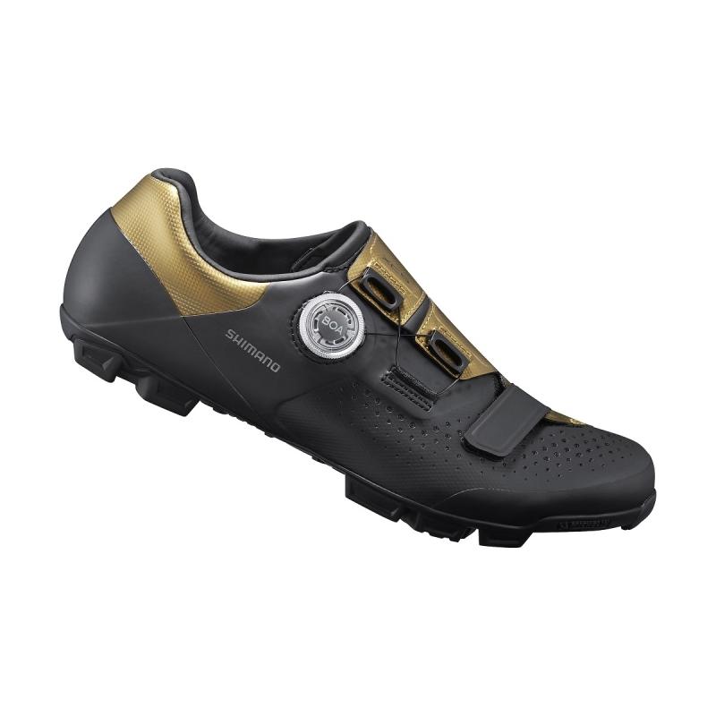 Tretry Shimano SHXC501, černo - zlaté