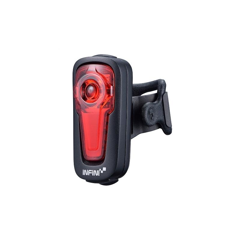 Světlo zadní INFINI METIS 6F černé USB