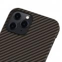 Pouzdro Pitaka MagEZ pro iPhone 12 Pro black/gold
