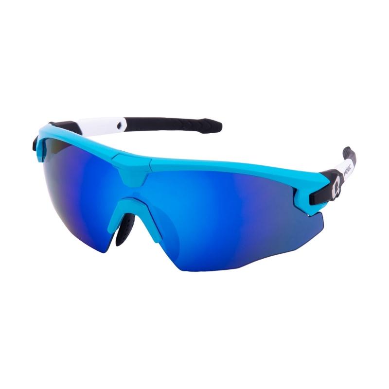 Brýle HQBC QERT Plus 3v1, modré
