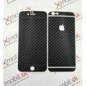 Karbonová fólie pro iPhone 6 komplet