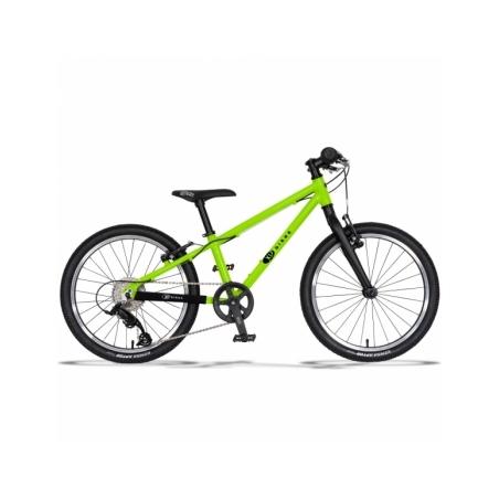 KUbikes 20L MTB dětské kolo, zelené