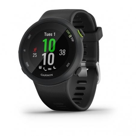Garmin Forerunner 45 Optic Black - GPS smart hodinky - ROZBALENÉ