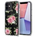 Pouzdro Spigen Cecile pink iPhone 12 / 12 Pro