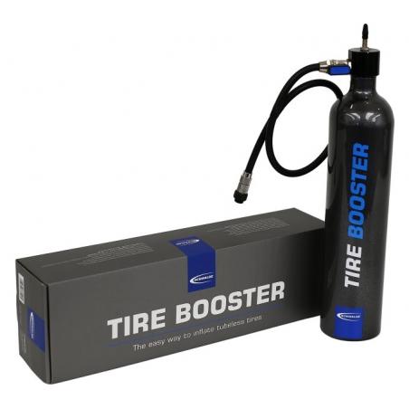 Schwalbe Tire Booster zásobník na tlakování bezdušových kol