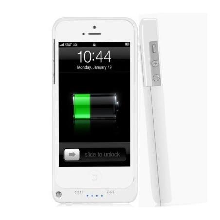 Externí baterie pro iPhone 5, 5S, SE 2200mAh