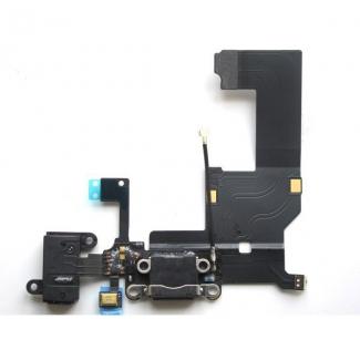 Nabíjecí lightning dock a audio konektor pro iPhone 5