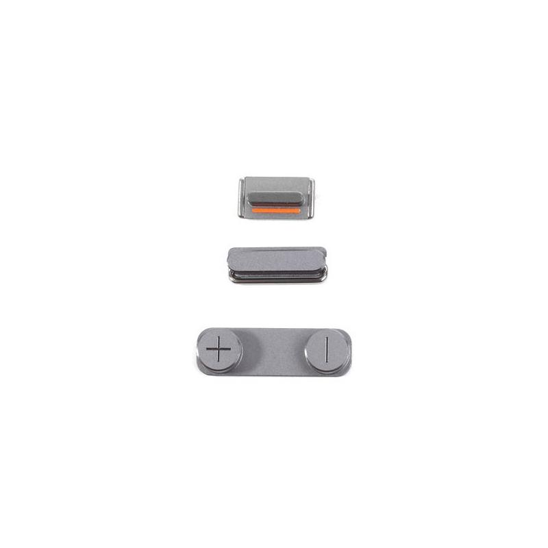 Tlačítka Power, Mute, Volume na iPhone 5S