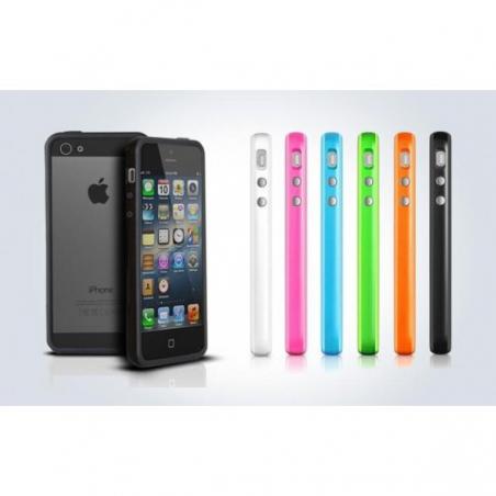 Bumper pro iPhone 5, 5S, SE - různé barvy