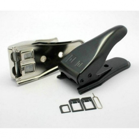 DualSIM řezačka Nano + Micro SIM